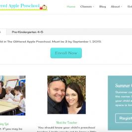 The Glittered Apple Preschool – Herriman, UT