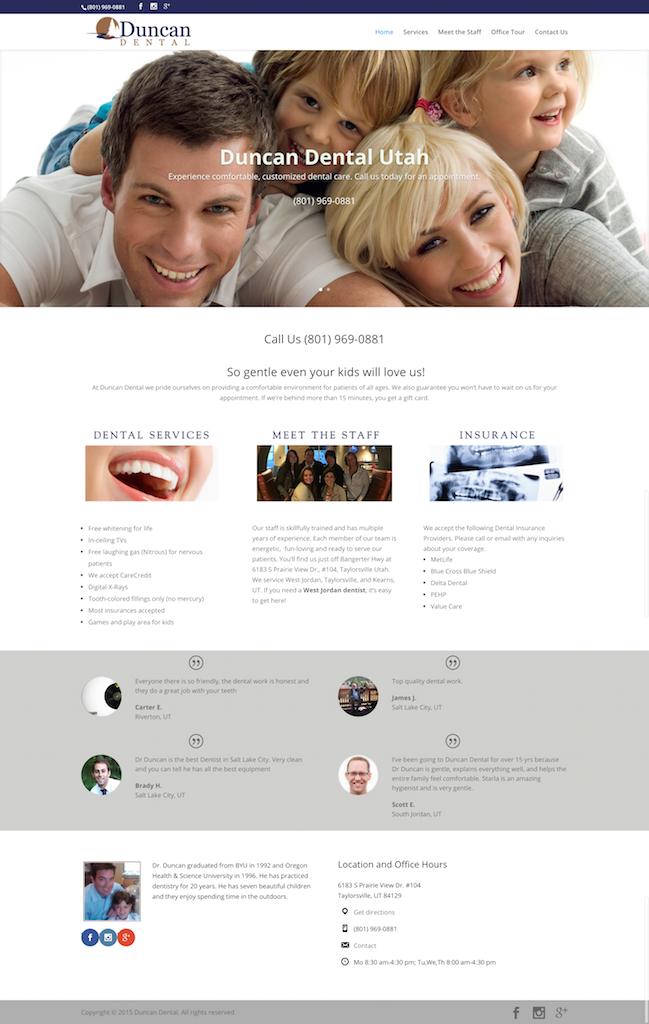 DuncanDentalUtah-website
